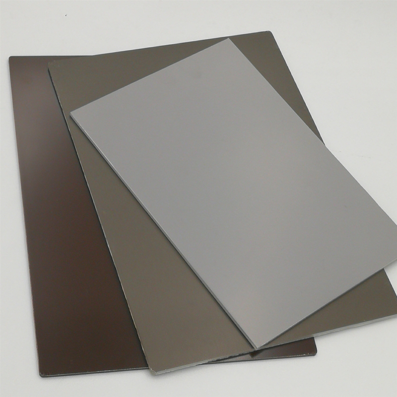 China Unisign 3mm/4mm PE/PVDF Coating Aluminum Composite